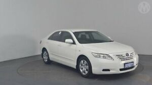 2007 Toyota Camry ACV40R Altise Diamond White 5 Speed Automatic Sedan Perth Airport Belmont Area Preview