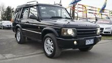 2003 Land Rover Discovery Series II S (4x4) Black 4 Speed Automatic Wagon Brooklyn Brimbank Area Preview