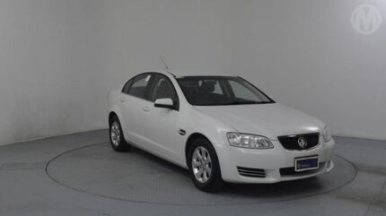 2012 Holden Commodore VE II MY12 Omega Heron White 6 Speed Automatic Sedan Liverpool Liverpool Area Preview