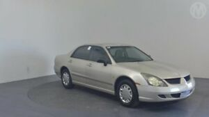 2004 Mitsubishi Magna TL ES Kashmir 4 Speed Auto Sports Mode Sedan Perth Airport Belmont Area Preview