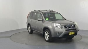 2010 Nissan X-Trail T31 MY10 TS (4x4) Grey 6 Speed Automatic Wagon Liverpool Liverpool Area Preview