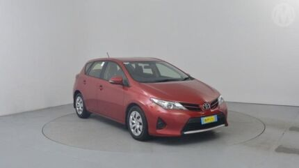 2014 Toyota Corolla ZRE182R Ascent Wildfire 7 Speed CVT Auto Sequential Hatchback Perth Airport Belmont Area Preview