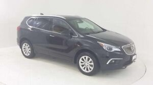 2017 Buick Envision Essence, Sunroof, Nav, Leather, Heated 2nd R