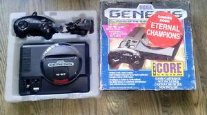 Original Sega Genesis in box