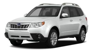 2011 Subaru Forester 2.5 X Limited Package