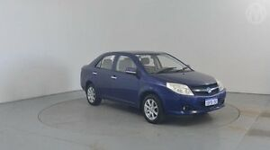 2010 Geely MK MK GL Blue 5 Speed Manual Hatchback Perth Airport Belmont Area Preview