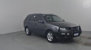 2013 Ford Territory SZ TX Seq Sport Shift AWD Smoke 6 Speed Sports Automatic Wagon Perth Airport Belmont Area Preview