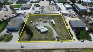 2 Acres COMMERCIAL LAND FOR RENT AURORA RD HWY 404