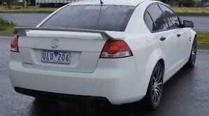 2006 Holden Commodore VE Omega White 4 Speed Automatic Sedan Brooklyn Brimbank Area Preview
