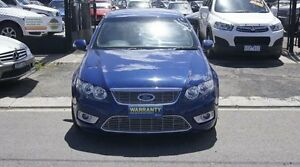 2009 Ford Falcon FG G6E Blue 6 Speed Automatic Sedan Brooklyn Brimbank Area Preview