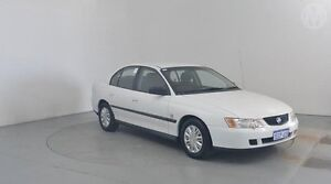 2004 Holden Commodore VY II Executive Heron White 4 Speed Automatic Sedan Perth Airport Belmont Area Preview