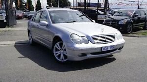 2000 Mercedes-Benz C240 W203 Elegance Silver 5 Speed Automatic Sedan Brooklyn Brimbank Area Preview