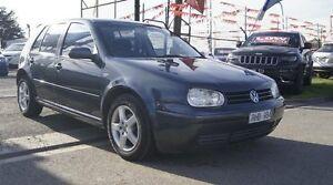 2001 Volkswagen Golf Generation Grey 4 Speed Automatic Hatchback Brooklyn Brimbank Area Preview