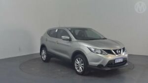 2015 Nissan Qashqai J11 ST Platinum Continuous Variable Wagon Perth Airport Belmont Area Preview