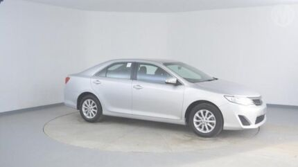 2013 Toyota Camry ASV50R Altise Silver Pearl 6 Speed Automatic Sedan Wingfield Port Adelaide Area Preview