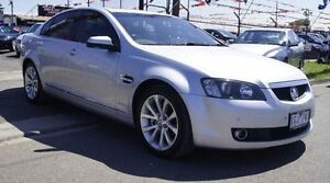 2009 Holden Calais VE MY09.5 V Silver 5 Speed Automatic Sedan Brooklyn Brimbank Area Preview