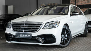 Mercedes-Benz S63 AMG 4Matic+LANGVERSION|DRIVER´S PACKAGE|VOLL