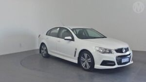2014 Holden Commodore VF MY14 SV6 Heron White 6 Speed Sports Automatic Sedan Perth Airport Belmont Area Preview