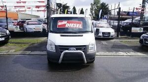 2008 Ford Transit VM MY08 Low (MWB) White 5 Speed Manual Van Brooklyn Brimbank Area Preview