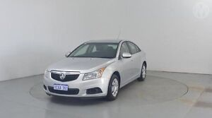 2011 Holden Cruze JH MY12 CD Nitrate 6 Speed Automatic Sedan Perth Airport Belmont Area Preview