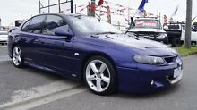 2000 Holden Special Vehicles Clubsport Vtii R8 Blue 6 Speed Manual Sedan Brooklyn Brimbank Area Preview