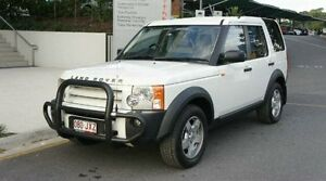 2006 Land Rover Discovery 3 SE White 6 SPEED Semi Auto Albion Brisbane North East Preview