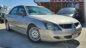 2004 Mitsubishi Magna Silver Cannington Canning Area Preview