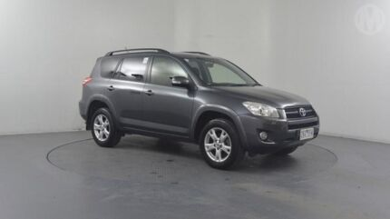 2012 Toyota RAV4 ACA33R 08 Upgrade Cruiser (4x4) Grey 5 Speed Manual Wagon Altona North Hobsons Bay Area Preview