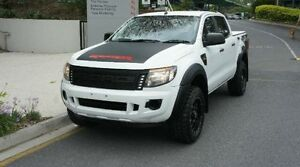 2012 Ford Ranger PX XL DOUBLE CAB 4X2 HI White Albion Brisbane North East Preview