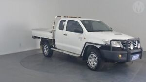 2012 Toyota Hilux Glacier White Perth Airport Belmont Area Preview