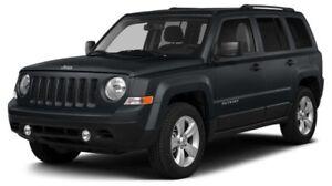 2016 Jeep Patriot Sport/North High Altitude 4WD