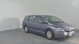 2004 Honda Odyssey 20 Grey 5 Speed Sequential Auto Wagon Perth Airport Belmont Area Preview