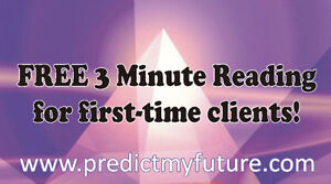 TRUE 5-star PSYCHIC READING: FREE for First-time callers! Sarnia Sarnia Area image 2