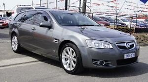 2011 Holden Commodore VE II MY12 Equipe Grey 6 Speed Automatic Sportswagon Brooklyn Brimbank Area Preview