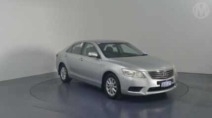 2010 Toyota Aurion GSV40R 09 Upgrade AT-X Silver Ash 6 Speed Auto Sequential Sedan Perth Airport Belmont Area Preview