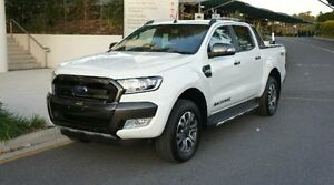 2016 Ford Ranger PX MkII Wildtrak Double Cab White Albion Brisbane North East Preview