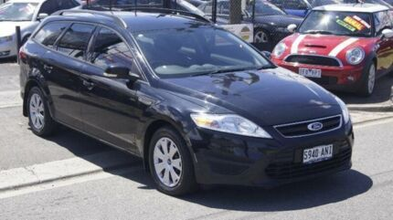 2011 Ford Mondeo MC LX Tdci Black 6 Speed Direct Shift Wagon Brooklyn Brimbank Area Preview