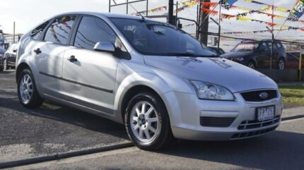 2006 Ford Focus LS CL Silver 4 Speed Automatic Hatchback Brooklyn Brimbank Area Preview