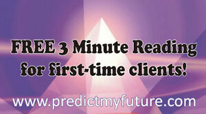 Psychic Readers (CERTIFIED) Psychic Mediums - Get a FREE Reading Stratford Kitchener Area image 3