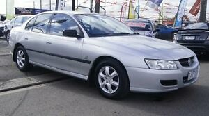 2005 Holden Commodore VZ Executive Silver 4 Speed Automatic Sedan Brooklyn Brimbank Area Preview