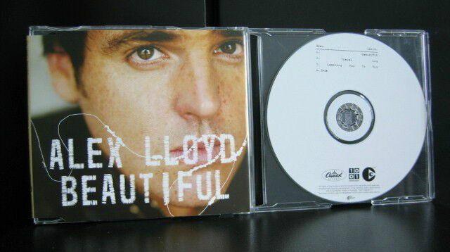 Alex Lloyd - Beautiful 4 Track CD Single