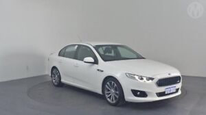 2015 Ford Falcon FG X XR6 Winter White 6 Speed Auto Seq Sportshift Sedan Perth Airport Belmont Area Preview