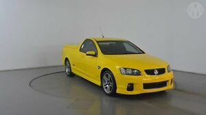2011 Holden Commodore VE II SS Hazard 6 Speed Manual Utility Eagle Farm Brisbane North East Preview