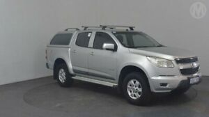 2012 Holden Colorado RG LT (4x4) Nitrate 6 Speed Automatic Crew Cab Pickup Perth Airport Belmont Area Preview