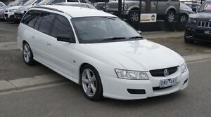 2006 Holden Commodore VZ Executive White 4 Speed Automatic Wagon Brooklyn Brimbank Area Preview