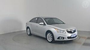 2011 Holden Cruze JH Series II MY11 CDX Nitrate 6 Speed Sports Automatic Sedan Perth Airport Belmont Area Preview