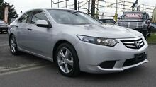 2012 Honda Accord 10 MY12 Euro Silver 5 Speed Automatic Sedan Brooklyn Brimbank Area Preview