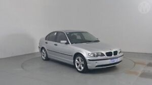 2004 BMW 318I E46 MY2004 Steptronic Titanium Silver 5 Speed Sports Automatic Sedan Perth Airport Belmont Area Preview