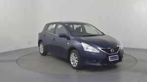 2014 Nissan Pulsar C12 ST Blue 1 Speed Continuous Variable Hatchback Liverpool Liverpool Area Preview