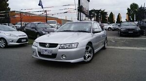 2006 Holden Commodore VZ MY06 SV6 Silver 5 Speed Auto Active Select Sedan Brooklyn Brimbank Area Preview